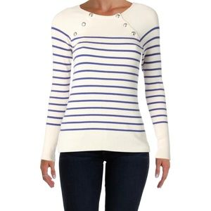 Lauren Ralph Lauren Cable Knit Pullover Sweater XL